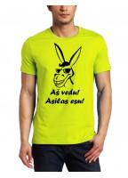 Marškinėliai Asilas esu