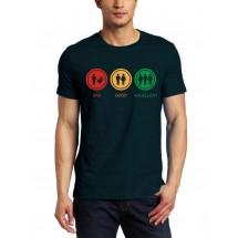 Marškinėliai BadGoodExcellent