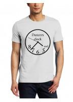 Marškinėliai Dancers clock