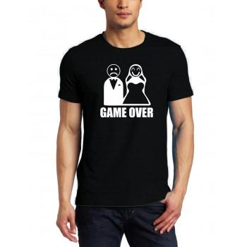 Marškinėliai Game over