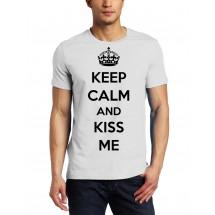 Marškinėliai Kiss me