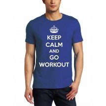 Marškinėliai Go workout