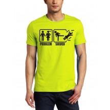 Marškinėliai Problem solved