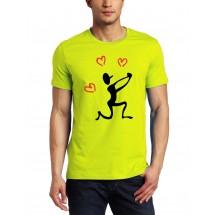 Marškinėliai Stickman