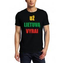 Marškinėliai Už Lietuvą, vyrai!