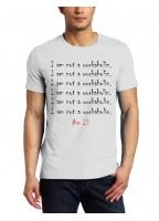 Marškinėliai Darboholikas