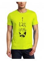 Marškinėliai I hate you